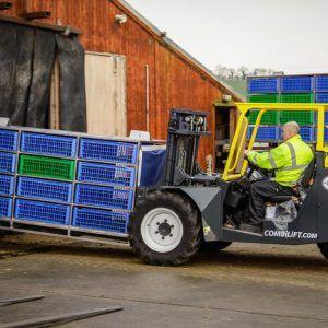 Poultry & Agricultural Forklifts