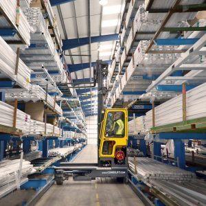 Mutli-Directional Forklifts